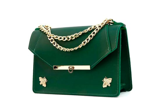 Gave Shoulder Bag in Green / More colors