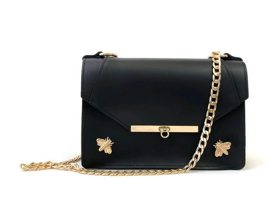 Gavi Shoulder Bag in Black / More colors