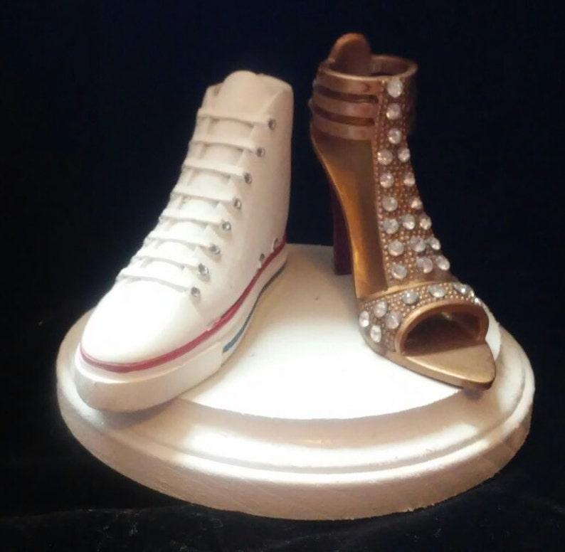 82f2a2bb495f Converse Chuck T s All Star white sneaker basketball