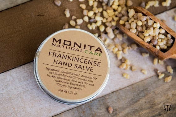 Frankincense Hand Salve