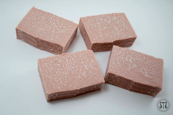 Rose Clay Himalayan Salt Bar