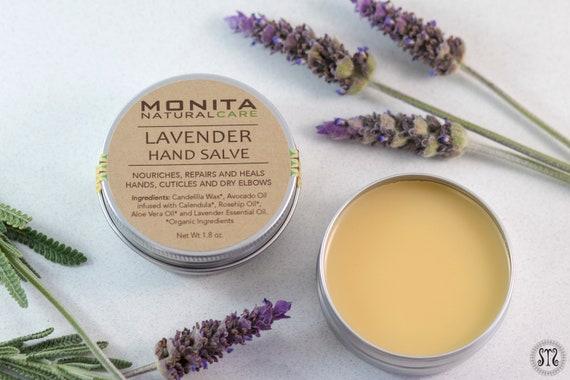 Lavender Hand Salve