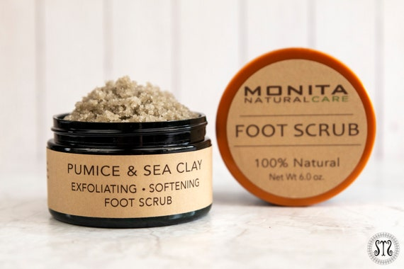 Exfoliating Foot Scrub