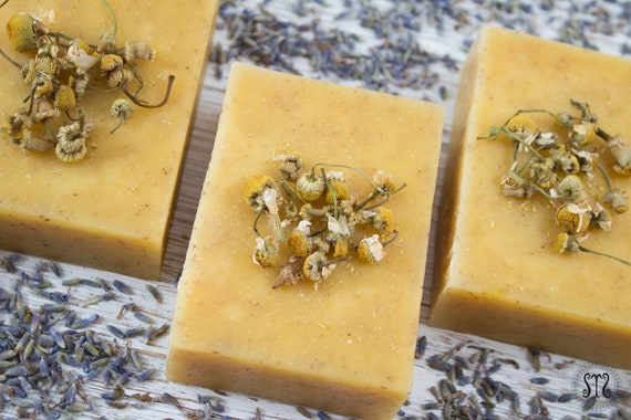 Chamomile Carrot Bar