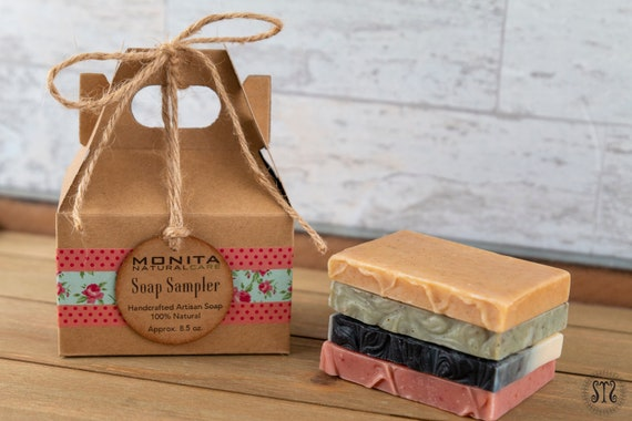 Soap Sampler Box