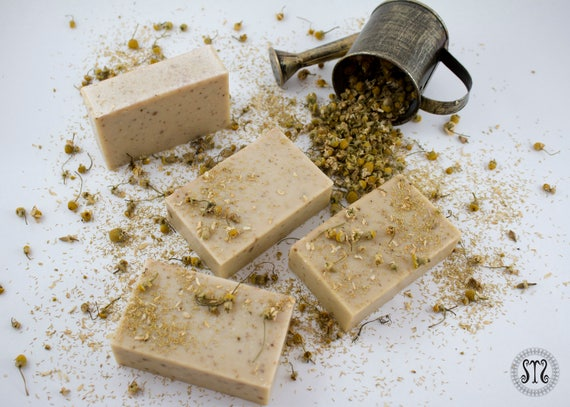 Chamomile Yellow Clay Bar