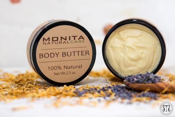 Lavender & Calendula Body Butter