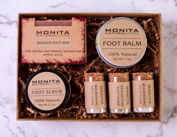 Foot Care Gift Set