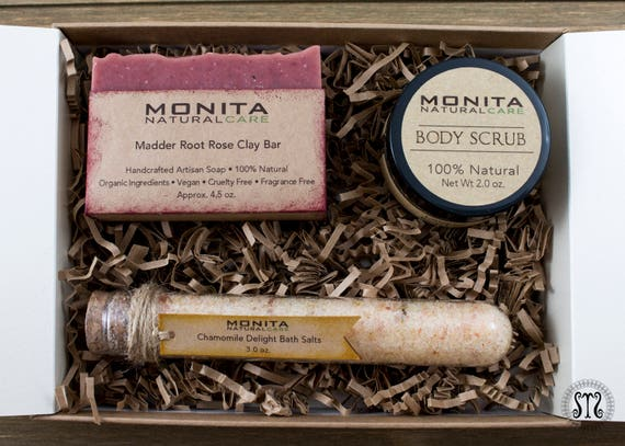 Luxurious Spa Gift Set