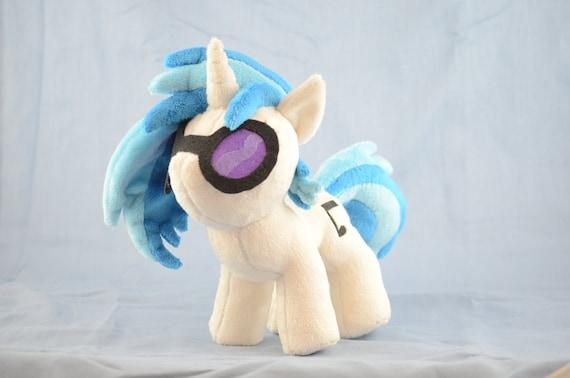 "Soft Plushie VINYL SCRATCH New Friendship is Magic My Little Pony 13/"" Plush"