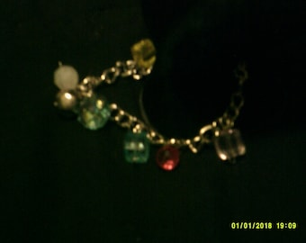 Charm Bracelet - you can add too
