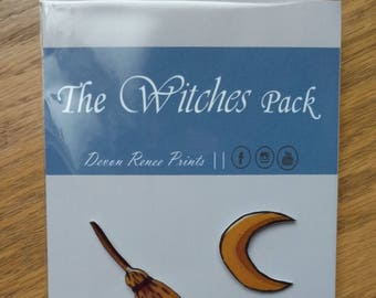 The Witches Pack