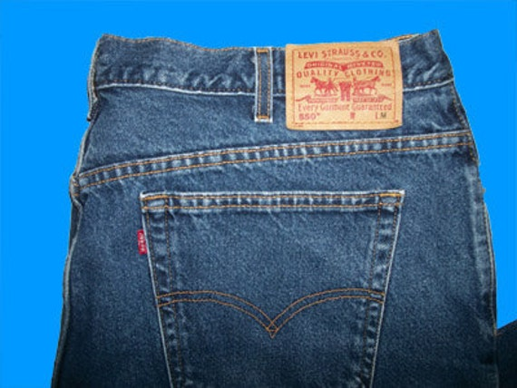 5088b4b9eab Levis 550 Relaxed 22 M