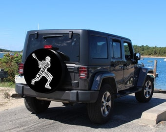 Lacrosse Spare Tire Covers