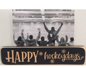Happy Holidays -  Photo Sign