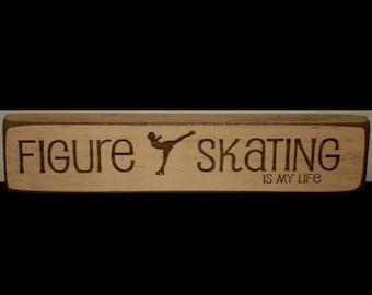 Figure Skating Decor