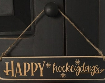 Happy Hockeydays