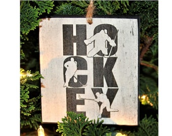 """HOCKEY"" - Sign"