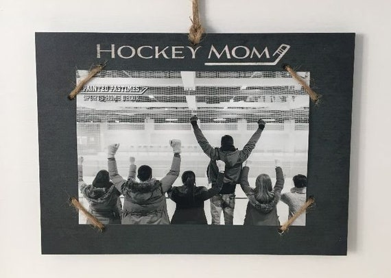 Hockey Mom     Photo/Sign