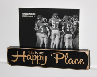 This is my Happy Place - Photo Sign