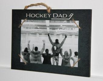 Hockey Dad     Photo/Sign