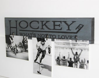 HOCKEY What's not to love? - Photo/Sign