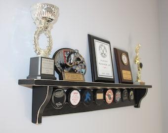 Hockey Puck Display Shelf