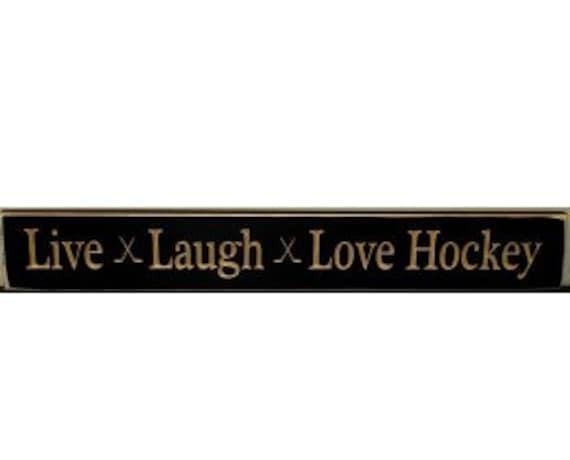 Live  Laugh  Love,Hockey Gifts,Hockey Signs,Hockey Decor,Love Hockey,Hockey Mom,Hockey Gift,Hockey Wall Decor,Hockey Art,Ice Hockey,Puck