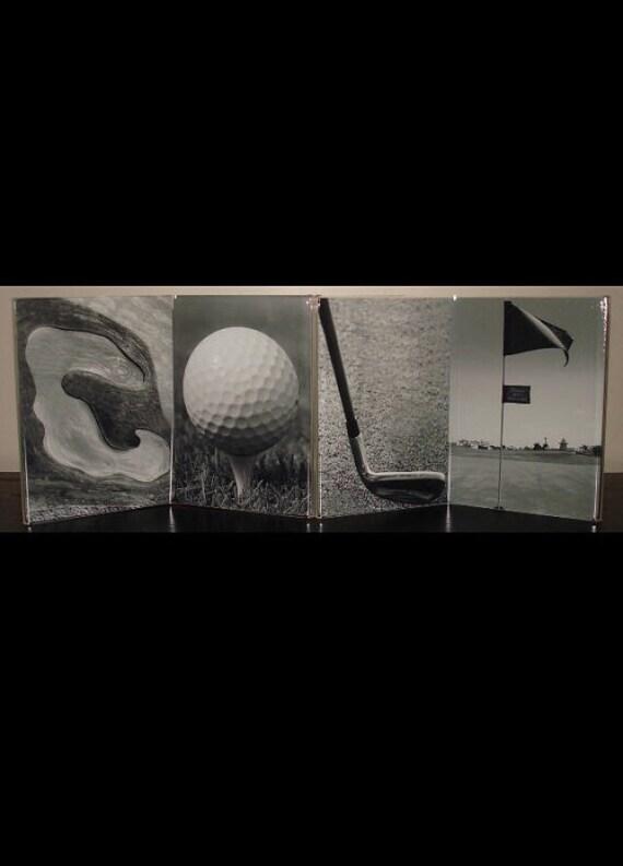 """""""GOLF""""  Letter Art Frame"""