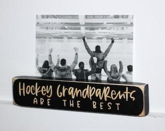 Hockey Photo Displays