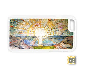 Galaxy S8 Case, S8 Plus Case, Galaxy S7 Case, Galaxy S7 Edge Case, Galaxy Note 5 Case, Galaxy S6 Case - The Sun