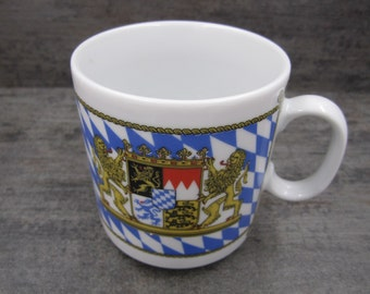 Vintage Seltmann Weiden Bavaria W. Germany collectors Mug