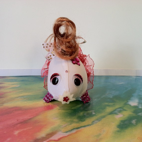 Easter Gift A Stuff Mole Animal Rainbow Baby Brianna Etsy