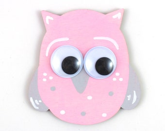 Owl 8 cm