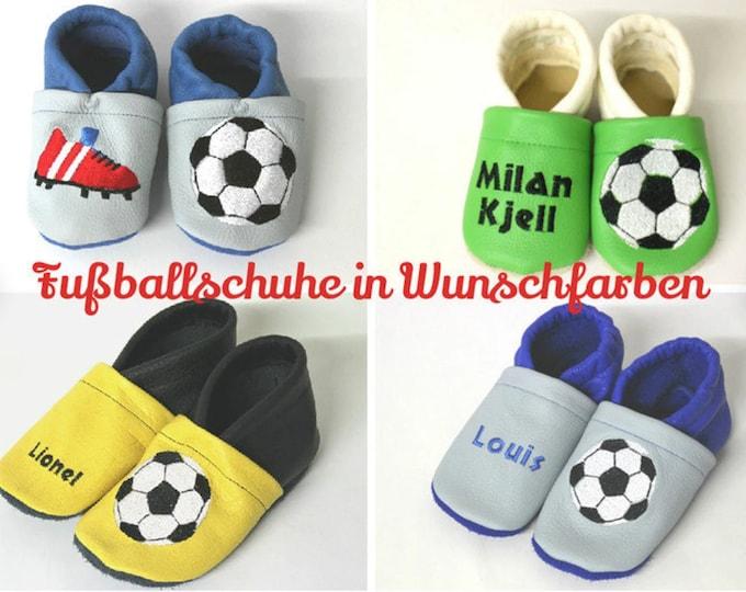 Crawling Shoes Football