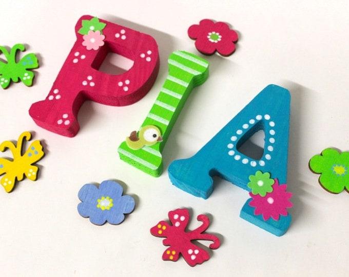 Door letter nursery