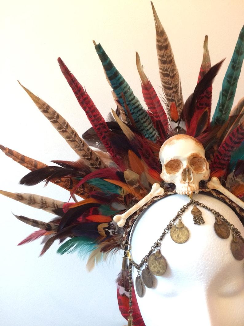 Voodoo Priestess - Creepy LA: The Los    Voodoo