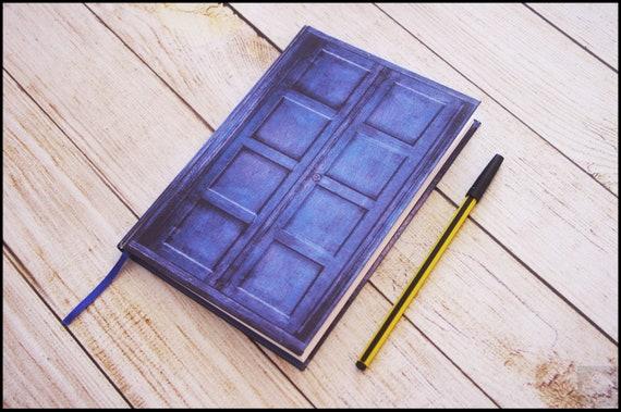 DOCTOR WHO// DIARIO TARDIS RIVER SONG´S TARDIS JOURNAL NOTEBOOK