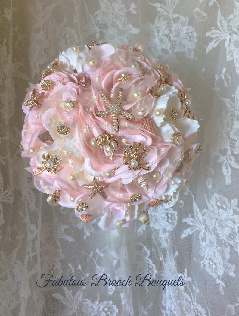 90f5956737e Bouquet de rose plage Destination mariage fleurs fait sur