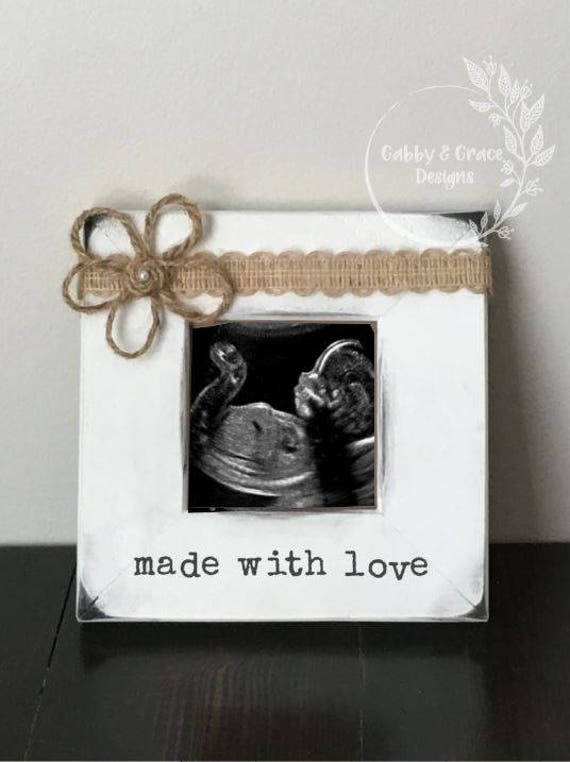 ultrasound frame-Newborn Baby Picture Frame-Gift for | Etsy