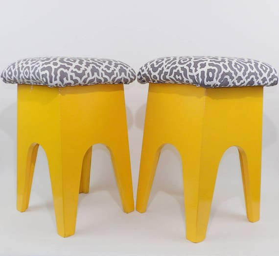Fabulous Petite Bar Stools Small Bathroom Chairs Upholstered Bench Mid Century Modern Yellow Makeup Stool Barstools Entryway Seating Kids Playroom Ocoug Best Dining Table And Chair Ideas Images Ocougorg