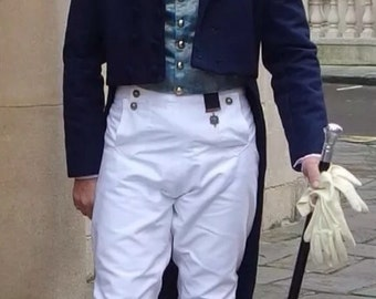 Made to order Colonial / Georgian/ Regency breeches