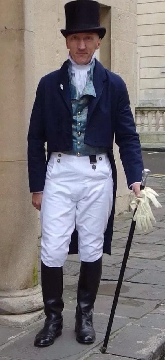 Colonial Georgian Regency breeches