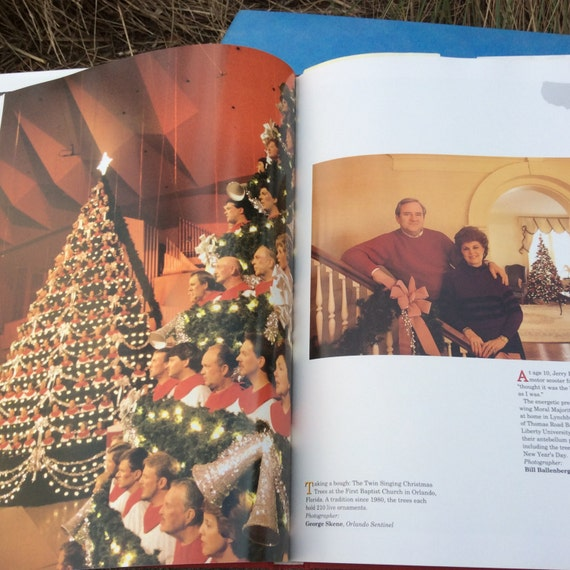 Christmas In America Book.Christmas In America Book 1988 Images Of The Holiday Season