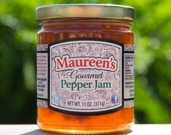 Maureen's Gourmet Pepper Jam