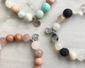 Mother's Day 2018 / Aromatherapy / Essential Oil Diffuser Bracelet