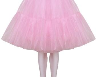 Neljen Adult Sissy Baby Doll Satin SLIP Dress w// Organza Skirt /& Lots of Lace