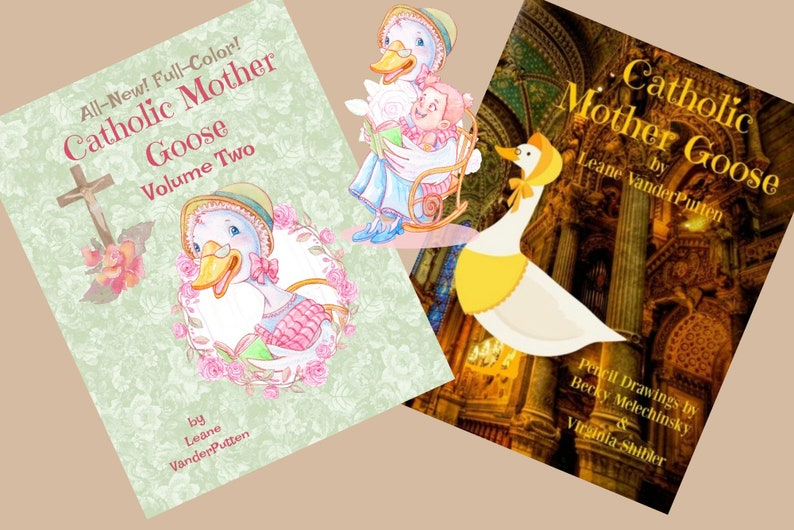 Package Special Catholic Mother Goose Volumes 1 & 2 image 0
