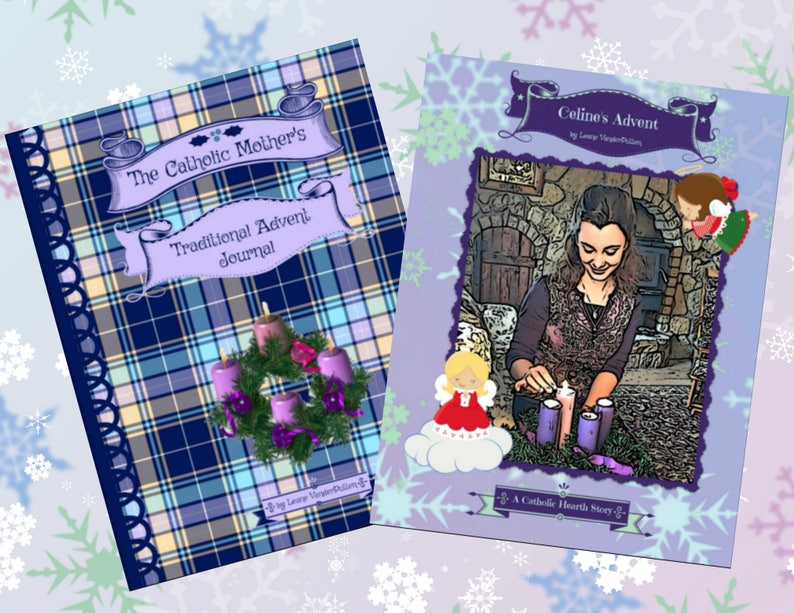 Advent Package Special The Catholic Mother's Traditional image 0