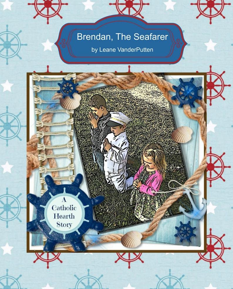 Brendan The Seafarer Catholic Hearth Story image 0